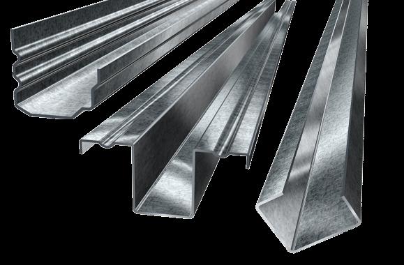 Calhas de Alumínio